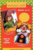 Junie B. Jones: Books 23-24 Junie B. Jones #23 and #24, Barbara Park