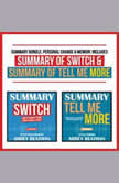 Summary Bundle: Personal Change & Memoir: Includes Summary of Switch & Summary of Tell Me More, Abbey Beathan