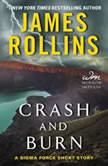 Crash and Burn A Sigma Force Short Story, James Rollins