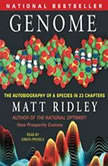 Genome The Autobiography of a Species In 23 Chapters, Matt Ridley
