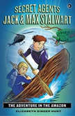 Secret Agents Jack and Max Stalwart Book 2: The Adventure in the Amazon: Brazil, Elizabeth Singer Hunt