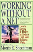 Working Without A Net How to Survive and Thrive in Today's High Risk Business World, Morris R. Schechtman
