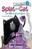 Splat the Cat: The Name of the Game, Rob Scotton