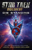 Star Trek: Discovery: Die Standing, John Jackson Miller