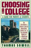 Choosing a College, Thomas Sowell