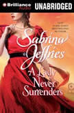 A Lady Never Surrenders, Sabrina Jeffries