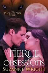 Fierce Obsessions, Suzanne Wright
