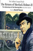 The Return of Sherlock Holmes – Volume II, Sir Arthur Conan Doyle