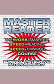 Master Reader The 4-Hour Speed-Reading, Speed-Thinking Course, Edward L. Fritsch