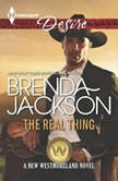 The Real Thing, Brenda Jackson