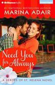 Need You for Always, Marina Adair