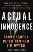 Actual Innocence, Barry Scheck