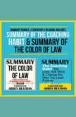 Summary Bundle: Leadership & Religion: Includes Summary of The Coaching Habit & Summary of The Color of Law, Abbey Beathan