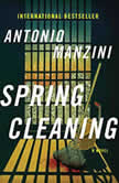 Spring Cleaning A Novel, Antonio Manzini