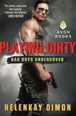 Playing Dirty Bad Boys Undercover, HelenKay Dimon