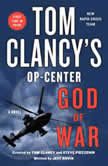 Tom Clancy's Op-Center: God of War A Novel, Jeff Rovin