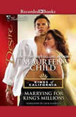 Marrying for King's Millions, Maureen Child
