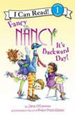 Fancy Nancy: It's Backward Day!, Jane O'Connor