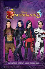 Descendants 3, Carin Davis