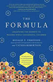 The Formula Unlocking the Secrets to Raising Highly Successful Children, Ronald F. Ferguson