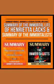 Summary Bundle: Memoir & Literary Fiction: Includes Summary of The Immortal Life of Henrietta Lacks & Summary of The Immortalists, Abbey Beathan