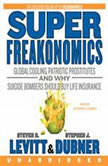 SuperFreakonomics, Steven D. Levitt