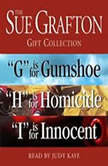 "Sue Grafton GHI Gift Collection ""G"" Is for Gumshoe, ""H"" Is for Homicide, ""I"" Is for Innocent, Sue Grafton"