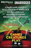 Games Creatures Play, Charlaine Harris