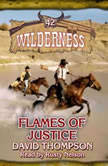 Flames Of Justice Wilderness Series, Book 42, David Thompson