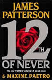 12th of Never, James Patterson