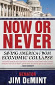 Now or Never Saving America from Economic Collapse, Jim DeMint