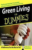 Green Living for Dummies, Liz Barclay