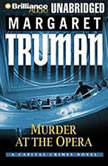 Murder at the Opera A Capital Crimes Novel, Margaret Truman