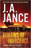 Remains of Innocence A Brady Novel of Suspense, J. A. Jance