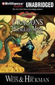 Dragons of the Hourglass Mage The Lost Chronicles, Volume III, Margaret Weis