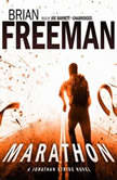 Marathon A Jonathan Stride Novel, Brian Freeman