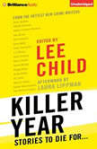 Killer Year Stories to Die For..., Lee Child (Editor)