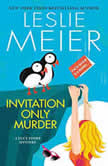Invitation Only Murder, Leslie Meier