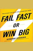 Fail Fast or Win Big The Start-Up Plan for Starting Now, Bernhard Schroeder