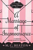 A Marriage of Inconvenience, M. C. Beaton