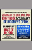 Summary Bundle: Story Telling & Life: Includes Summary of Jab, Jab, Jab, Right Hook & Summary of Judgment Detox, Abbey Beathan