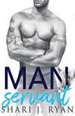 Manservant A Man Cave Standalone, Shari J. Ryan