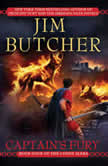 Captain's Fury Book Four of the Codex Alera, Jim Butcher