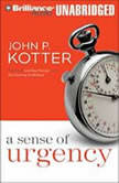 A Sense of Urgency, John P. Kotter