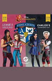 Disney Descendants: School of Secrets: Books 4 & 5 Lonnie's Warrior Sword & Carlos's Scavenger Hunt, Jessica Brody