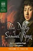The Diary of Samuel Pepys, Volume II: 1664-1666, Samuel Pepys