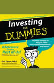 Investing For Dummies 4th Edition, Eric Tyson
