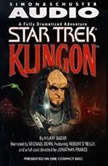 Star Trek: Klingon, Hillary Bader