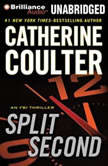 Split Second An FBI Thriller, Catherine Coulter