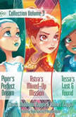 Star Darlings Collection: Volume 3 Pipers Perfect Dream; Astras Mixed-Up Mission; Tessas Lost and Found, Shana Muldoon Zappa; Ahmet Zappa